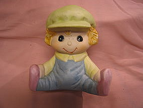 JJ Limited Edition Little Boy Figure