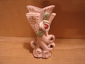 Pink Porcelain Mini Vase