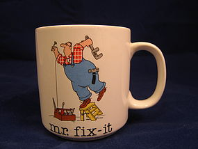 Jim Benten Mr. Fix-It Mug