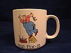 Jim Benten Mr. Fix-It Mug