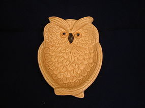 Owl Soap Dish
