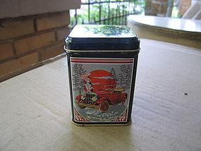 "Wicks ""N Tins Antique Car Candle Tin"