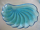Hazel Atlas Capri Seashell Plate