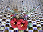 Holsted House Captivating Hummingbirds Figurine