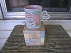 Enesco Calico Kittens Mug