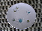Franciscan Starburst Bread and Butter Plate