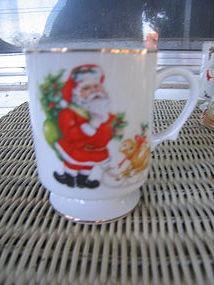 Lefton Santa Mug