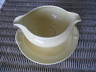 Taylor Smith Taylor Luray Yellow Gravy Boat