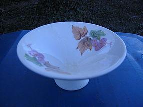 Iroquois Grape Dessert Bowl