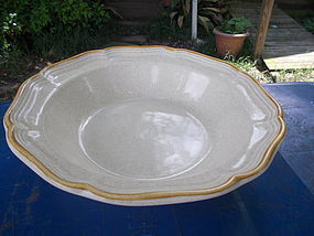 Mikasa Garden Club Serving Bowl