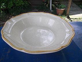 Mikasa Garden Club Serving Bowl