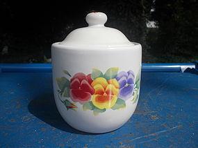 Corelle Summer Blush Sugar Bowl