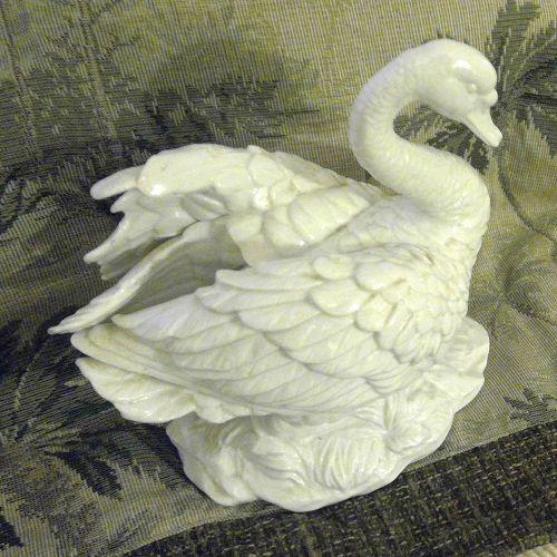 Andrea Sadek Swan Figurine