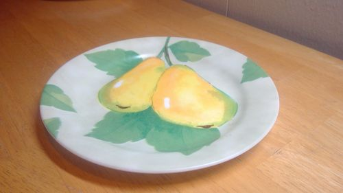 Corelle Fruit Al Fresco Salad Plate