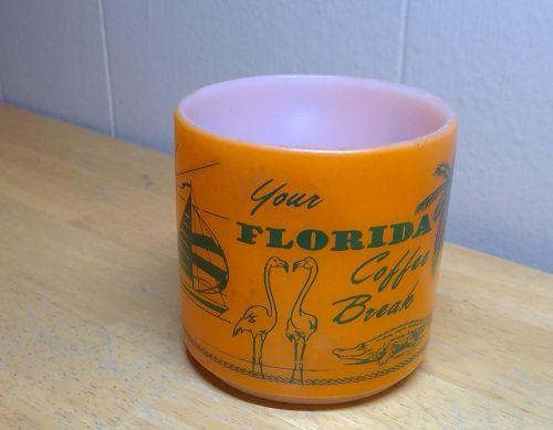 Federal Florida Souvenir Mug