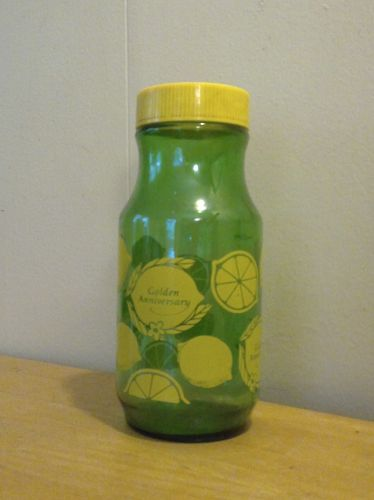 Real Lemon Jar