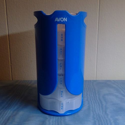 Avon Pill Dispenser