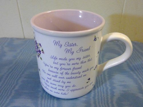 American Greetings My Sister Mug