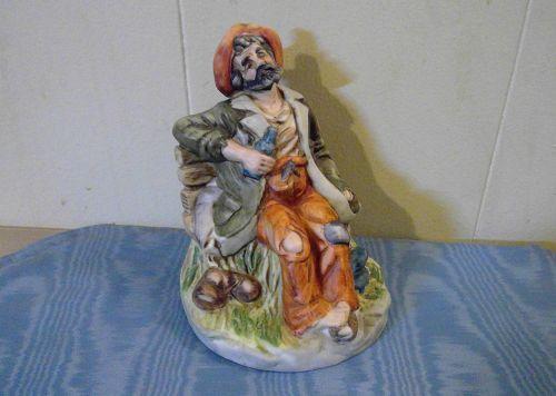 Vintage Hobo Figurine