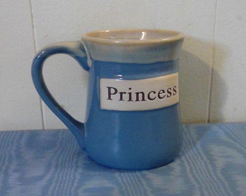 Tumbleweed Pottery Princess Mug