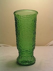 Napco Avocado Green Vase