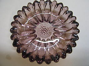 Amethyst Daisy Ashtray