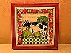 Cow Tile