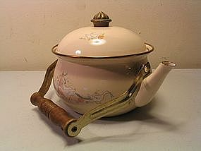 International Marmalade Tea Kettle