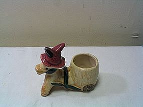 Donkey Toothpick Holder