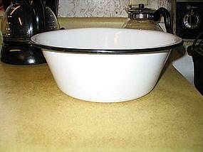 Vintage Enamel Pan