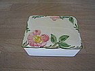 Franciscan Desert Rose Cigarette Box   SOLD