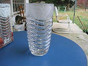 Crystal Clear Belvedere Vase