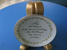 Lasting Treasures Plate