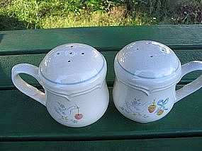 International Marmalade Salt  & Pepper Shakers