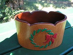 FTD Wooden Box Christmas