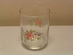 Pfaltzgraff Tea Rose Glass