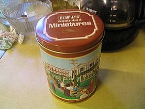Hershey's Miniatures Tin Hometown Series