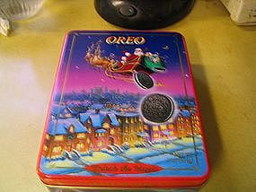 Oreo Unlock the Magic Tin