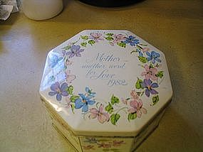 Avon Mother's Day Tin