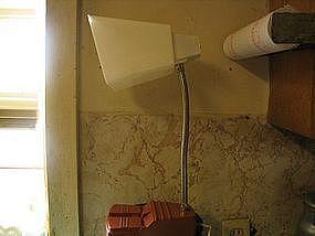 Vintage Gooseneck Lamp