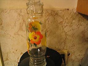 Pansy Jar