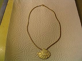 Trifari Shell Necklace