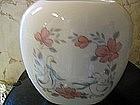Geese Vase