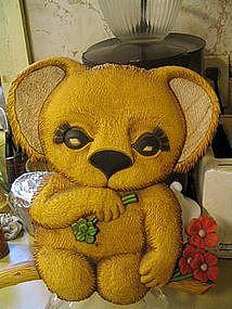 Vintage Nursery Bear