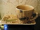 Bamboo Cup & Saucer