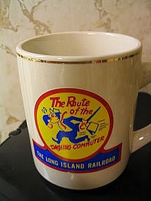 Long Island Railroad Mug