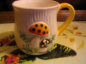 Merry Mushroom Mug
