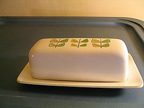 Mikasa Beaux Butter Dish