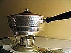Copper and Aluminum Chafing Dish