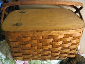 Basketville Picnic Basket
